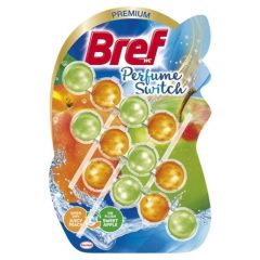 Bref WC deo 3 x 50 gr peach apple switch
