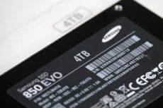 "SSD Drive SAMSUNG 4TB 850 Evo SATA 3 2.5"" MZ-75E4T0B/EU"